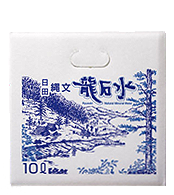 龍石水10リットルボックス